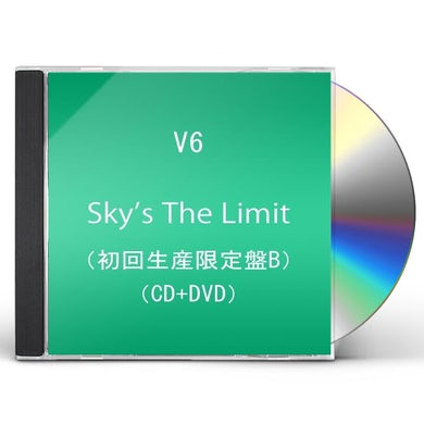 V6 SKY'S THE LIMIT: LIMITED EDITION CD