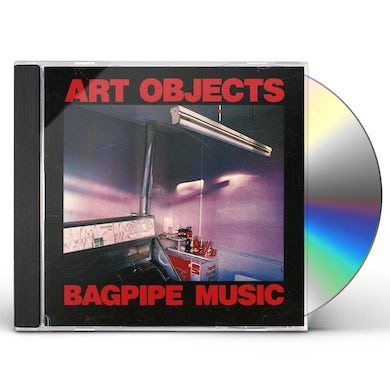 Art Objects BAGPIPE MUSIC CD