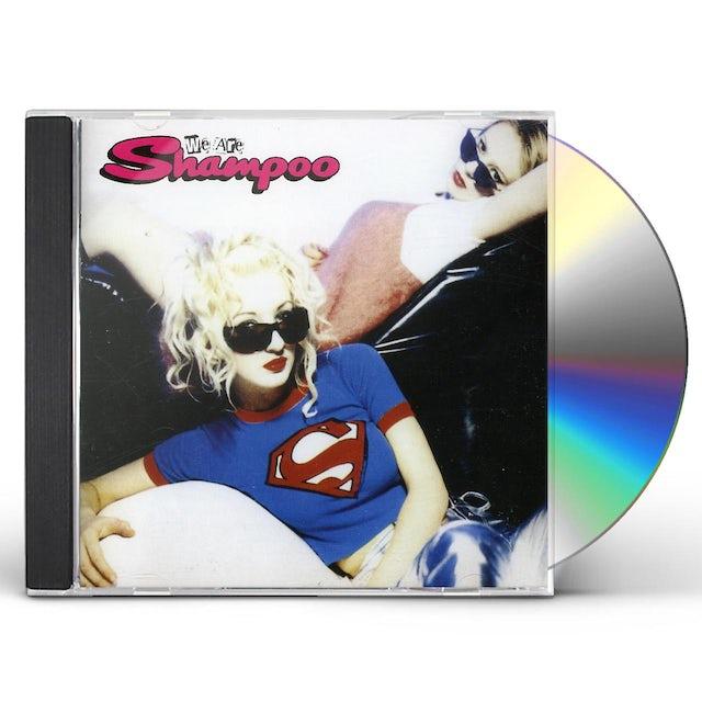 WE ARE SHAMPOO CD
