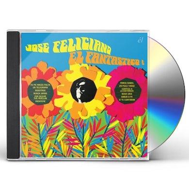 Jose Feliciano EL FANTASTICO! SOMBRAS UNA VOZ UNA GUITARRA CD