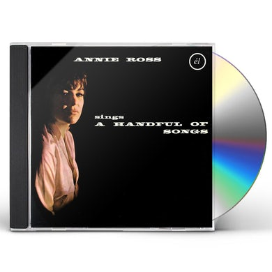 Annie Ross HANDFUL OF SONGS CD