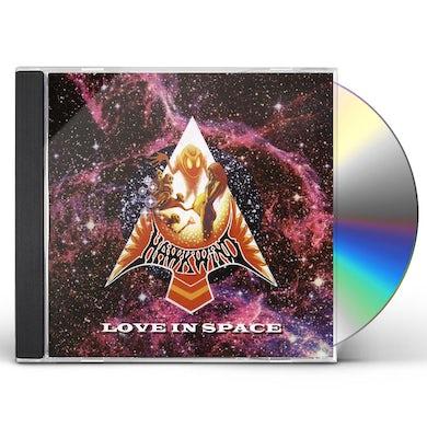 Hawkwind LOVE IN SPACE CD
