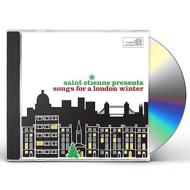 Saint Etienne PRESENTS SONGS FOR A LONDON WINTER CD