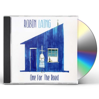 Robin Laing ONE FOR THE ROAD CD