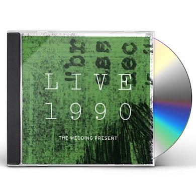 The Wedding Present LIVE 1990 CD