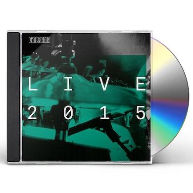 CINERAMA LIVE 2015 CD