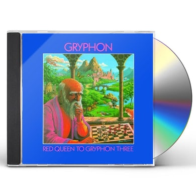 RED QUEEN TO GRYPHON THREE CD