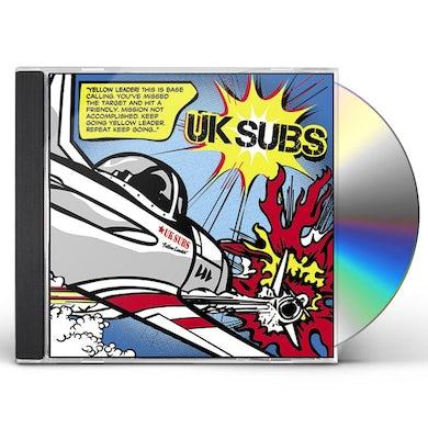 U.K. Subs YELLOW LEADER CD