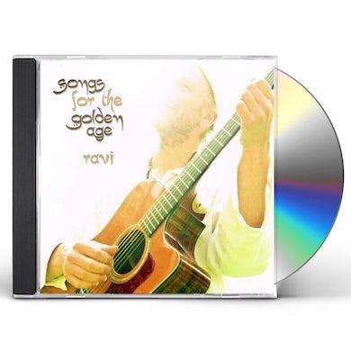 Ravi SONGS FOR THE GOLDEN AGE CD