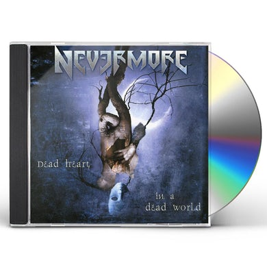 Nevermore DEAD HEART IN A DEAD WORLD CD