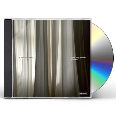 The Wedding Present MARC RILEY SESSIONS 2 CD