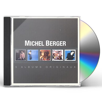 Michel Berger ORIGINAL ALBUM SERIES CD
