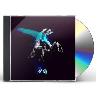 What So Not NOT ALL THE BEAUTIFUL THINGS CD