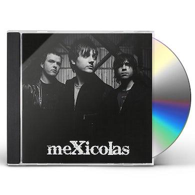Mexicolas X CD