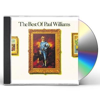 BEST OF PAUL WILLIAMS CD