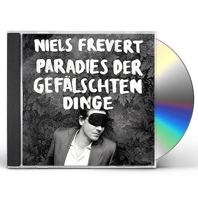 Niels Frevert PARADIES DER GEFAELSCHTEN CD