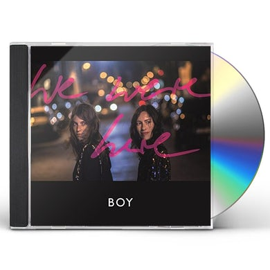 Boy WE WERE HERE: DELUXE EDITION CD