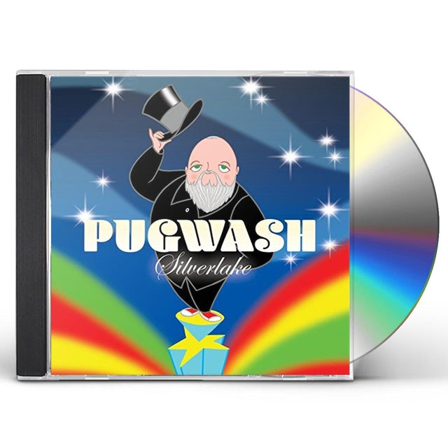 Pugwash SILVERLAKE CD