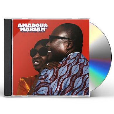 Amadou & Mariam LA CONFUSION CD