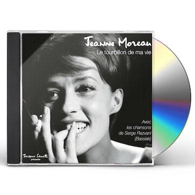 TOURBILLON DE MA VIE CD