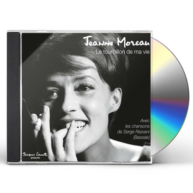 Jeanne Moreau TOURBILLON DE MA VIE CD
