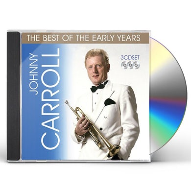 Johnny Carroll BEST OF THE EARLY YEARS CD