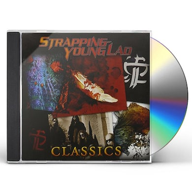 Strapping Young Lad CLASSICS CD