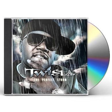 Twista PERFECT STORM CD