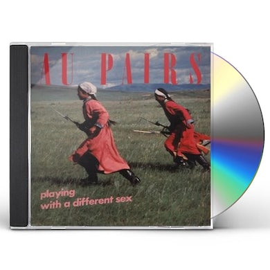 PLAYING WITH A DIFFERENT SEX: EXPANDED EDITION CD