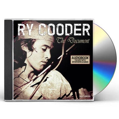 Ry Cooder DOCUMENT CD