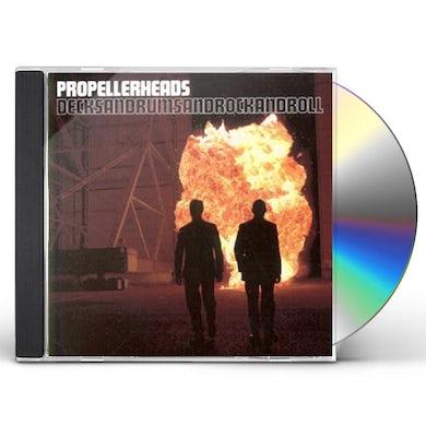 Propellerheads DECKSANDDRUMSANDROCKANDROLL CD