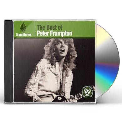 Peter Frampton BEST OF: GREEN SERIES CD