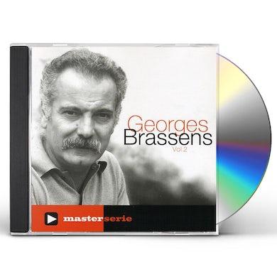 Georges Brassens MASTER SERIE 2 CD