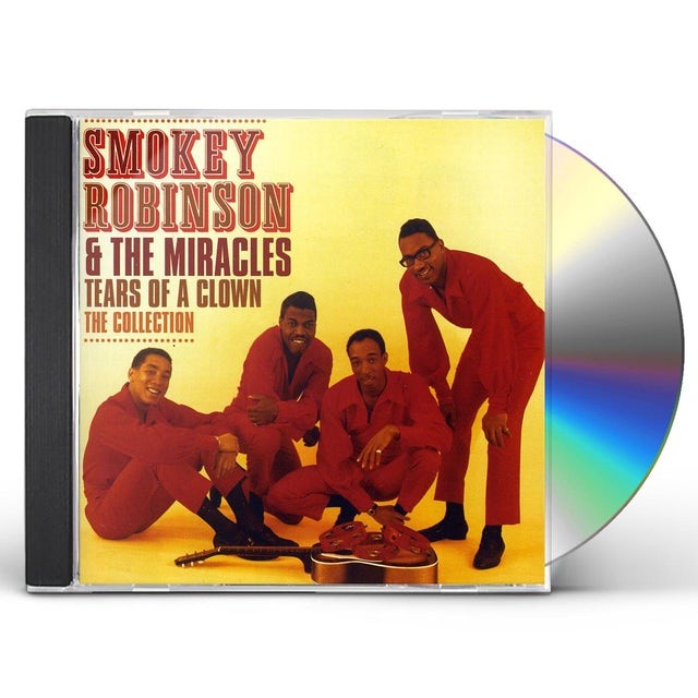 Smokey Robinson & Miracles