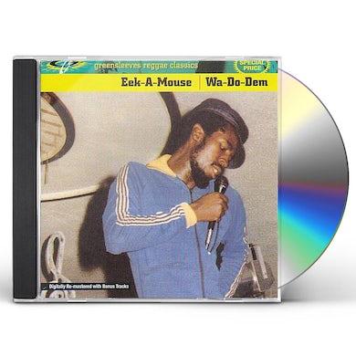 Eek-A-Mouse WA-DO-DEM CD
