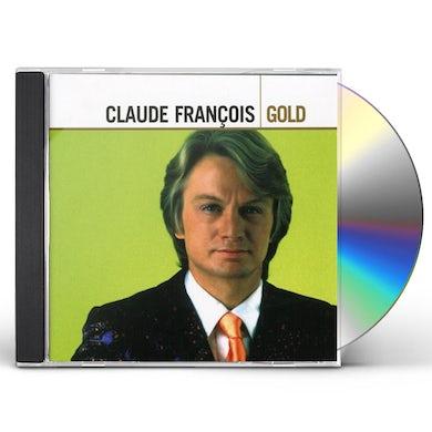 Claude François GOLD CD