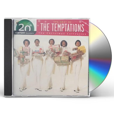 The Temptations CHRISTMAS COLLECTION: 20TH CENTURY MASTERS CD