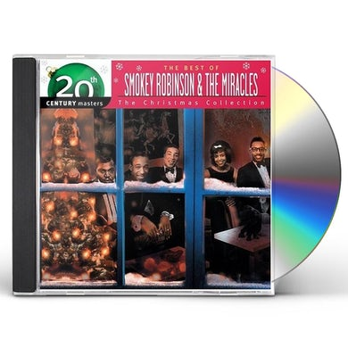 Smokey Robinson & Miracles CHRISTMAS COLLECTION: 20TH CENTURY MASTERS CD