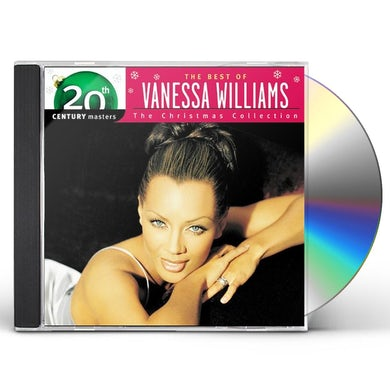 Vanessa Williams CHRISTMAS COLLECTION: 20TH CENTURY MASTERS CD