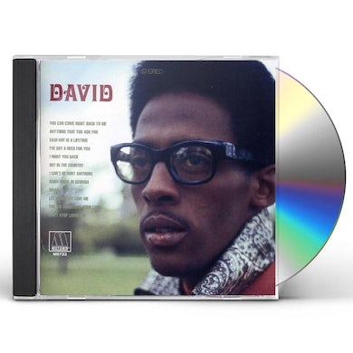 David Ruffin DAVID UNRELEASED LP & MORE CD
