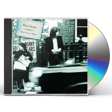 Nick Drake MADE TO LOVE MAGIC CD