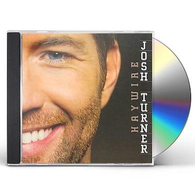 Josh Turner HAYWIRE CD