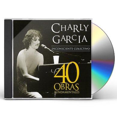 Charly Garcia Pena 40 OBRAS FUNDAMENTALES CD