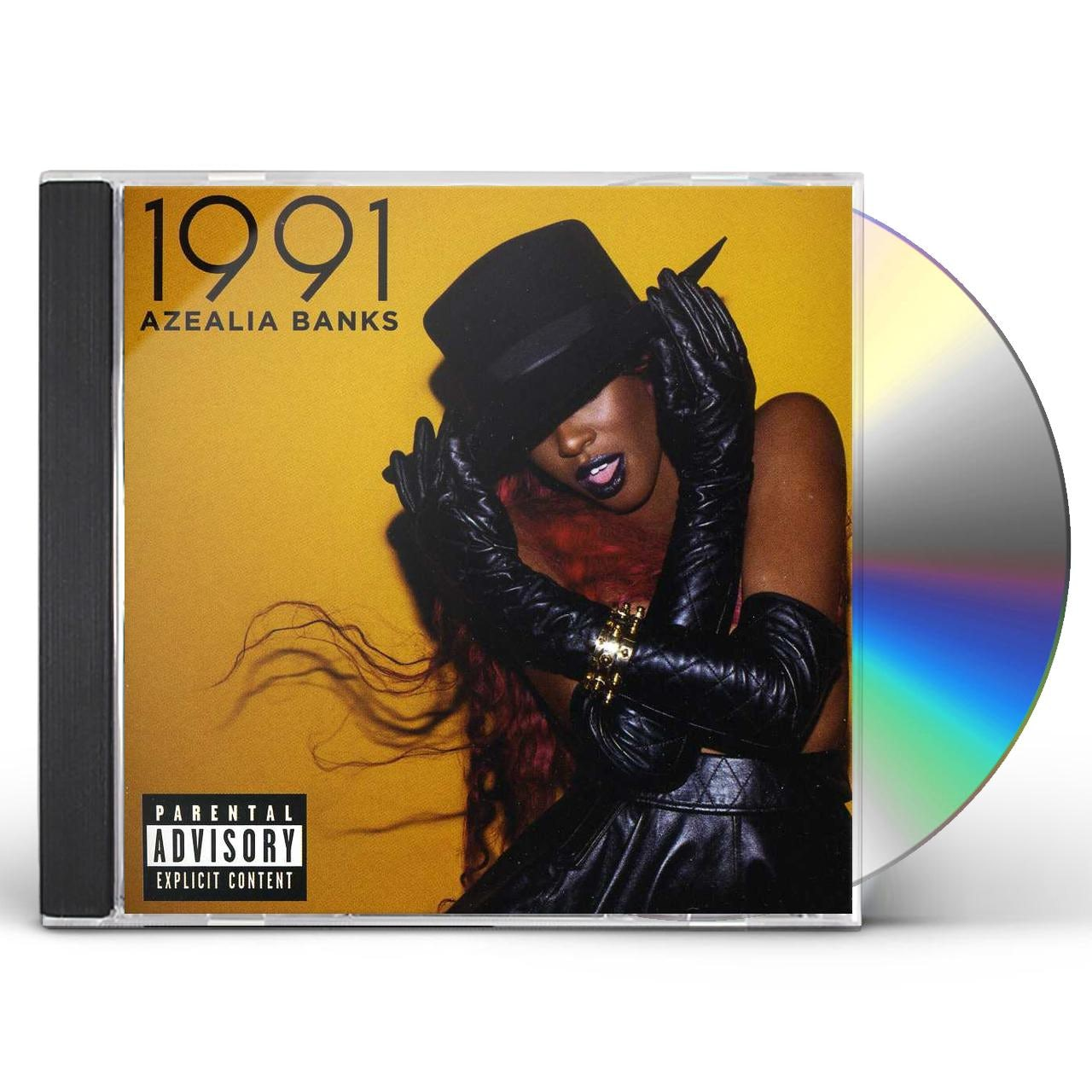 Azealia Banks 1991 CD