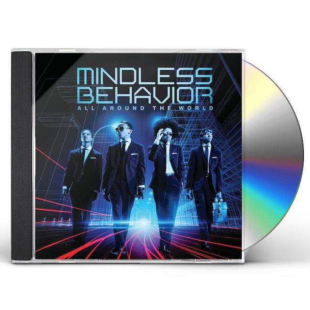 Mindless Behavior ALL AROUND THE WORLD CD