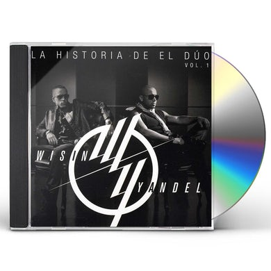 Wisin & Yandel HISTORIA DE EL DUO CD