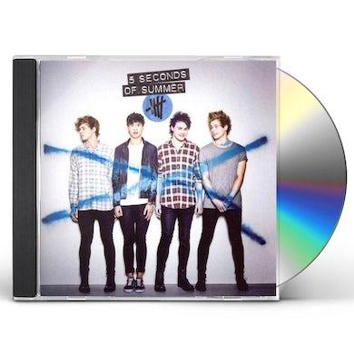 5 Seconds Of Summer CD