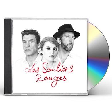 Coeur De Pirate LES SOULIERS ROUGES CD