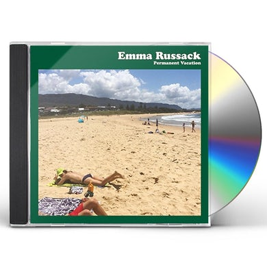 Emma Russack PERMANENT VACATION CD
