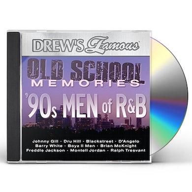 Drew's Famous 90S MEN OF R&B CD